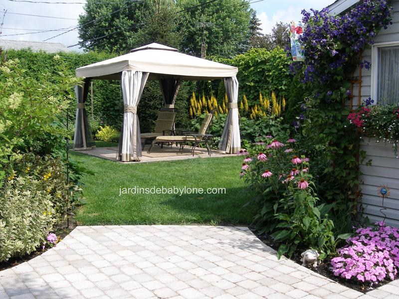 espace de d tente du jardin dans ma vie. Black Bedroom Furniture Sets. Home Design Ideas
