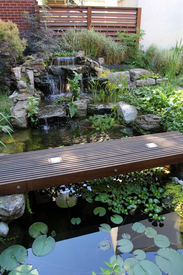 Havre de paix urbain du jardin dans ma vie for Amenagement jardin urbain