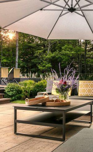 7 idées pour embellir votre terrasse l'été prochain