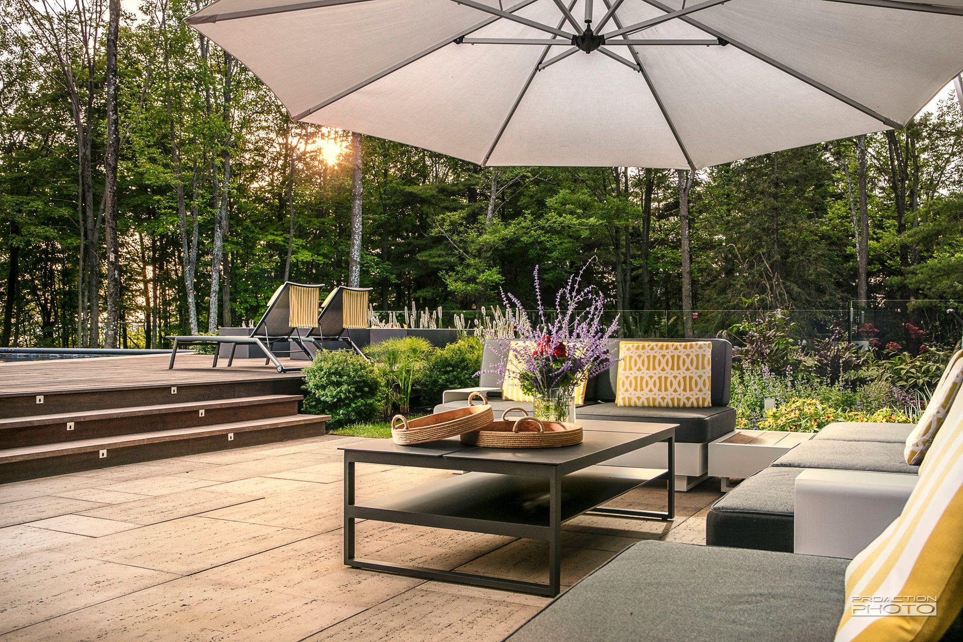 10 id es pour embellir votre terrasse cet t. Black Bedroom Furniture Sets. Home Design Ideas