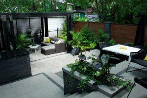 Terrasse urbaine