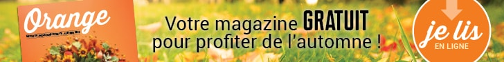 Magazine Orange