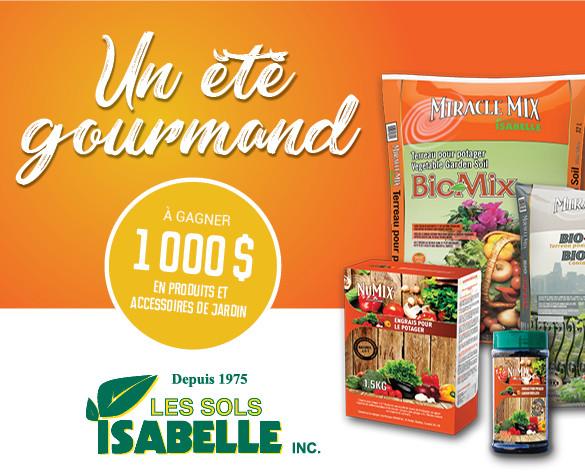 Concours Sols Isabelle