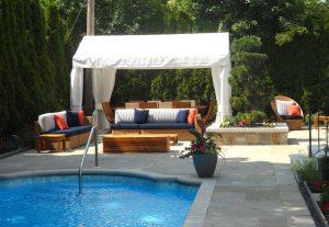 grande terrasse pour se détendre