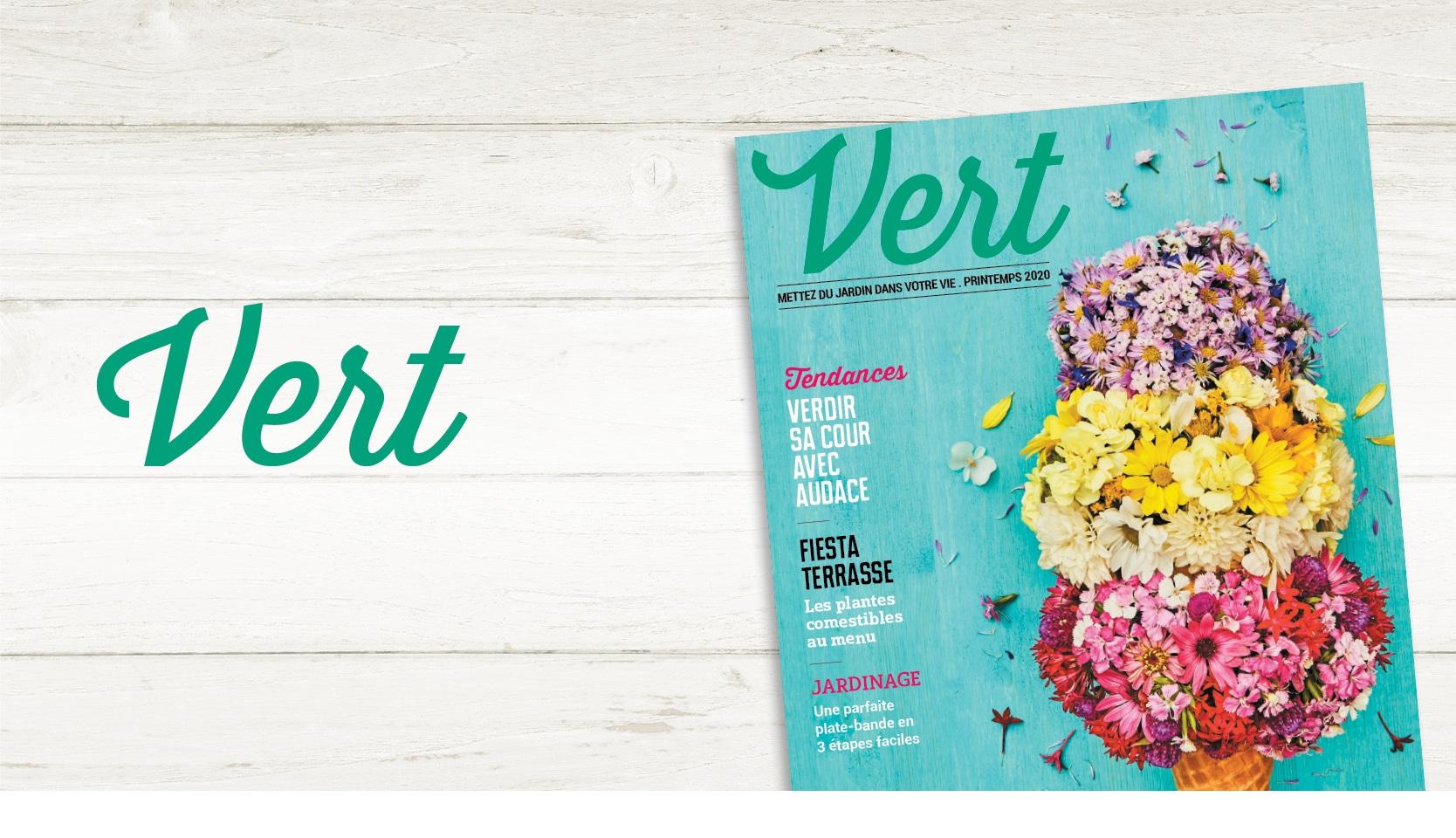 Magazine Vert