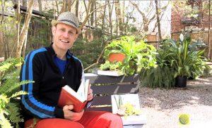 Des plantes cultivées dans des livres