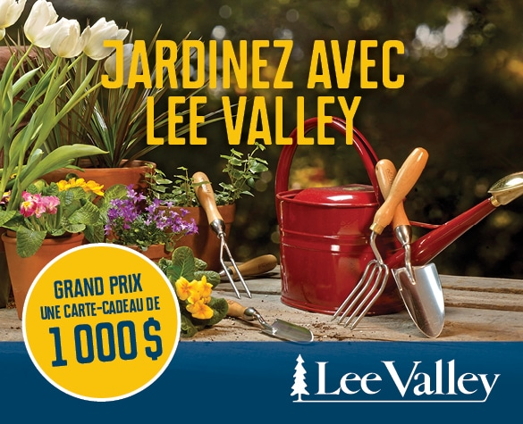 Concours Lee Valley