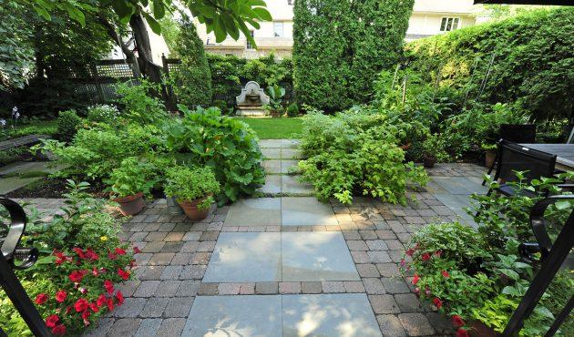 Comment concevoir un jardin d'ombre