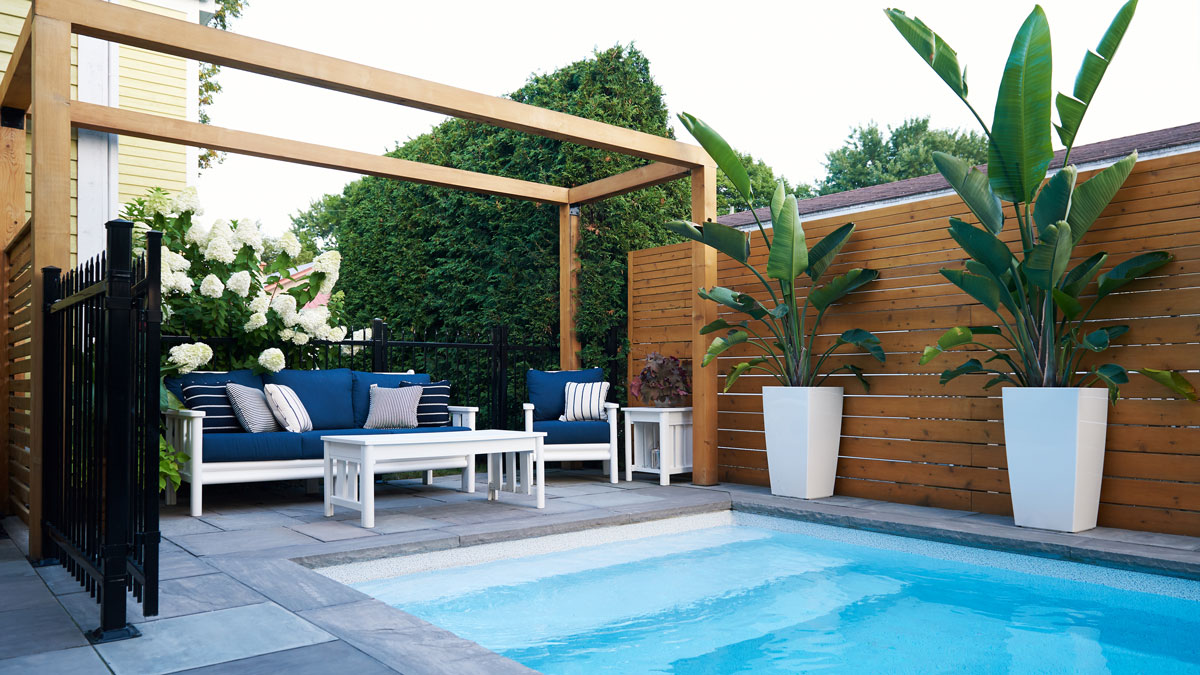 Jardins Terrasses Et Patios Du Jardin Dans Ma Vie