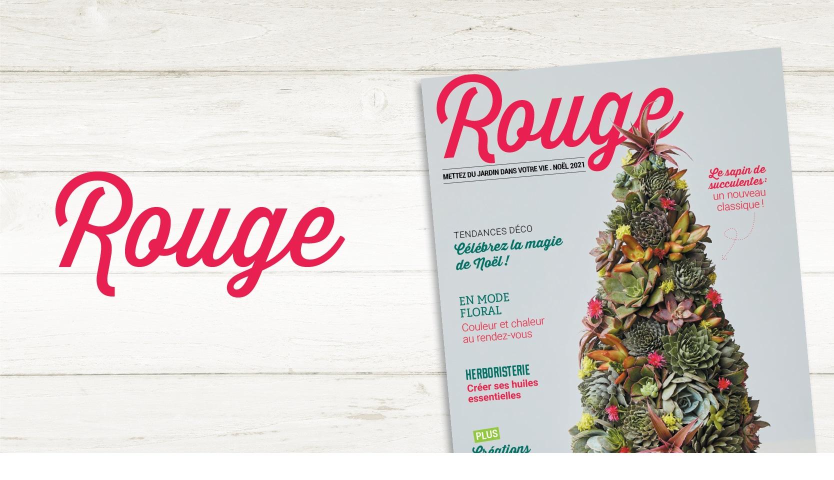 Magazine Rouge