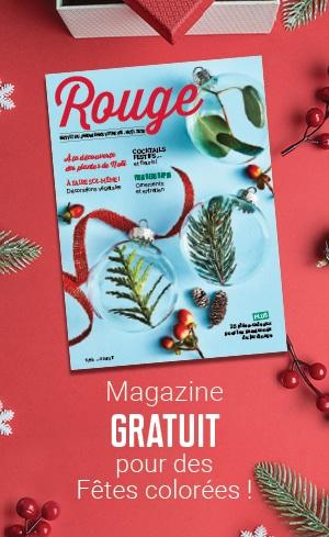 Magazine Rouge gratuit