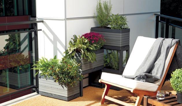 Jardin modulaire Garant