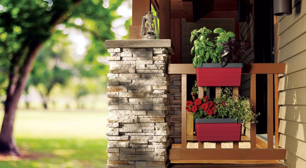 Solutions pour jardiner sur son balcon