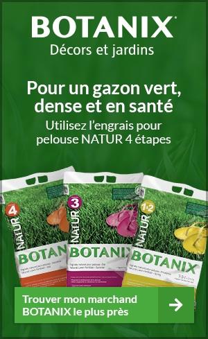 Engrais pour pelouse Botanix