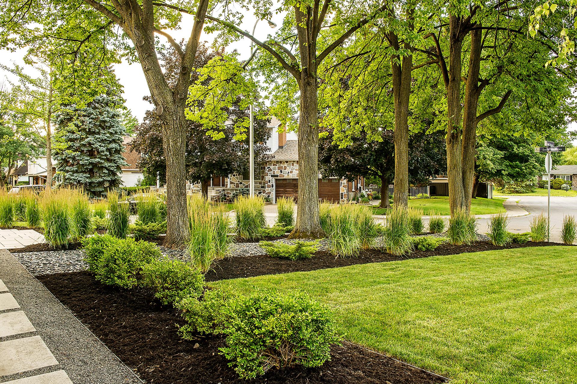 Allees jardin